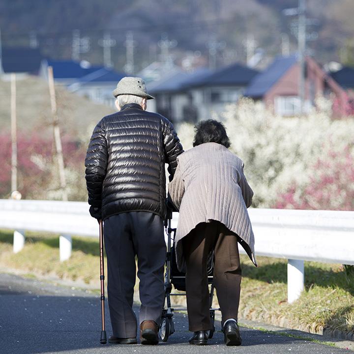 高齢化が進む日本ならではシステム